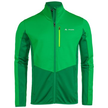 VAUDE SweatjackenMen's Back Bowl Fleece FZ Jacket grün