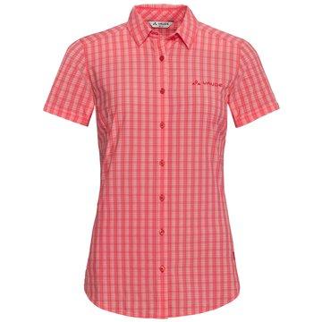 VAUDE KurzarmblusenWomen's Seiland Shirt II coral