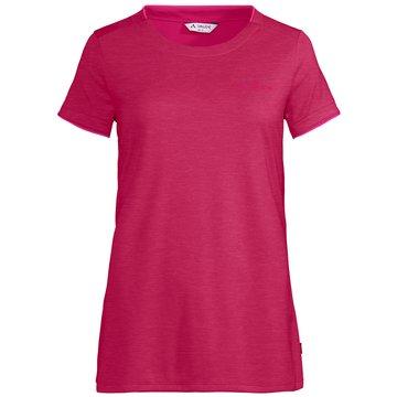 VAUDE T-ShirtsWomen's Essential T-Shirt rot