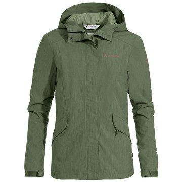 VAUDE FunktionsjackenWomen's Rosemoor Jacket grün