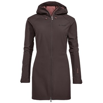 VAUDE WinterjackenWomen's Skomer Softshell Coat braun