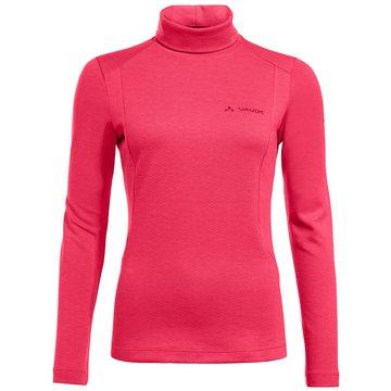 VAUDE LangarmshirtWomen's Skomer Winter Pullover pink