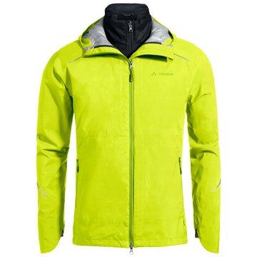 VAUDE FahrradjackenMen's Yaras 3in1 Jacket grün