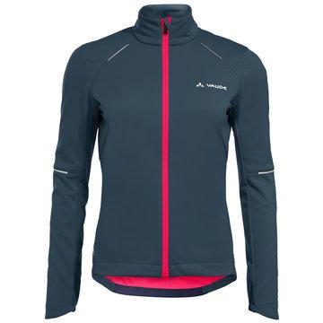 VAUDE FahrradjackenWomen's Resca Softshell Jacket III blau