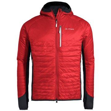 VAUDE FunktionsjackenMen's Sesvenna Jacket III rot