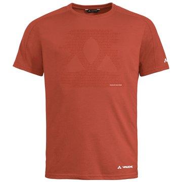 VAUDE T-ShirtsMen's Gleann T-Shirt rot