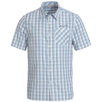 VAUDE KurzarmhemdenMen's Albsteig Shirt II weiß