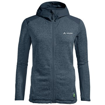 VAUDE SweatjackenWomen's Croz Fleece Jacket II blau