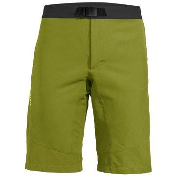 VAUDE kurze SporthosenMen's Tekoa Shorts II grün