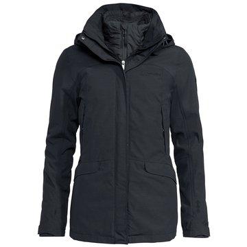 VAUDE FunktionsjackenWomen's Skomer 3in1 Jacket schwarz