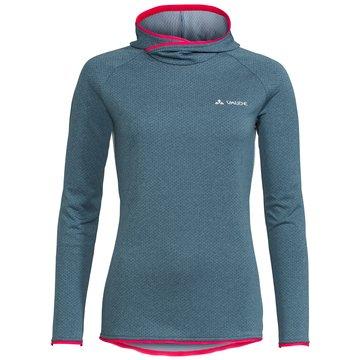 VAUDE LangarmshirtWomen's Miskanti LS T-Shirt II grau