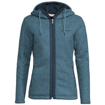 VAUDE SweatjackenWomen's Skomer Hooded Jacket grau