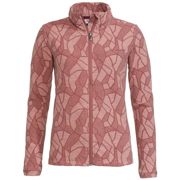 VAUDE SweatjackenWomen's Limford Fleece Jacket rosa