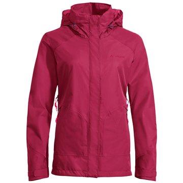 VAUDE FunktionsjackenWomen's Elope Jacket rot