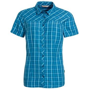 VAUDE KurzarmblusenWomen's Tacun Shirt II türkis