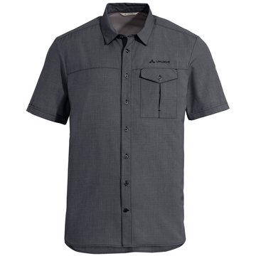 VAUDE KurzarmhemdenMen's Rosemoor Shirt II grau