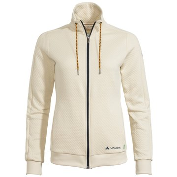 VAUDE SweatjackenWomen's Redmont Cotton Jacket weiß