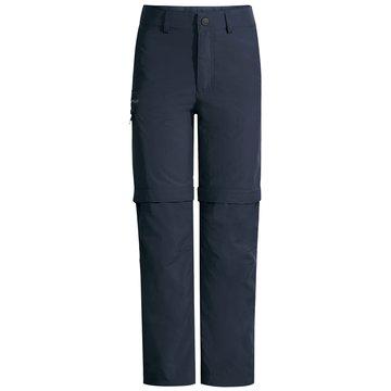 VAUDE OutdoorhosenKids Detective Antimos ZO Pants blau
