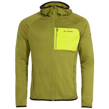 VAUDE SweatjackenMen's Tekoa Fleece Jacket II grün