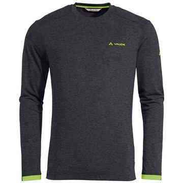 VAUDE LangarmshirtMen's Sveit LS T-Shirt  II schwarz