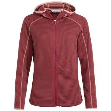 VAUDE ÜbergangsjackenWomen's Skomer Hiking Jacket rot