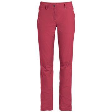 VAUDE OutdoorhosenWomen`s Skomer Pants II rot