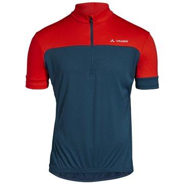VAUDE FahrradtrikotsMen's Mossano T-Shirt V blau