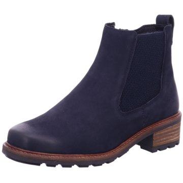 Solidus Chelsea Boot blau