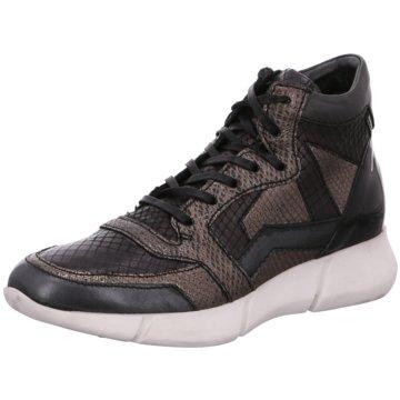 Mjus Sneaker High schwarz