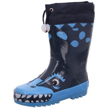 Playshoes Gummistiefel blau