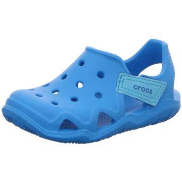 CROCS Offene SchuheSwftwtrWaveShK blau