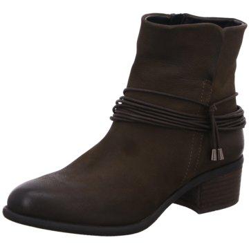 SPM Shoes & Boots Klassische Stiefelette grün