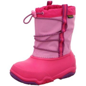 CROCS GummistiefelSwftwtrWPBtK pink