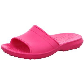 CROCS BadeschuhClassic Slide pink