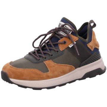 Palladium Sneaker Low braun
