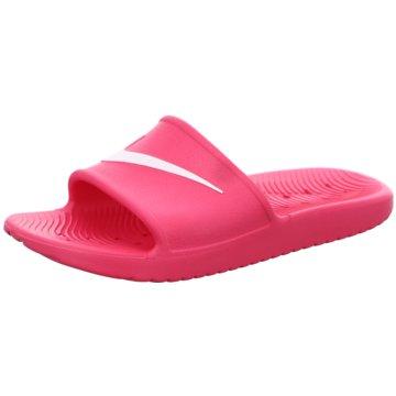 Nike Badeschuh pink