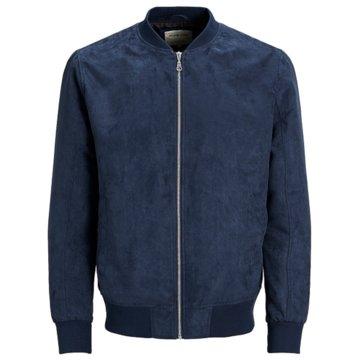 Jack & Jones Leichte Jacken blau