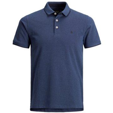 Jack & Jones Poloshirts blau