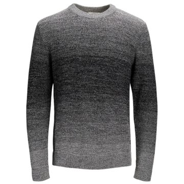 Jack & Jones Strickpullover grau