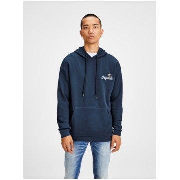 Jack & Jones Sweatshirts blau