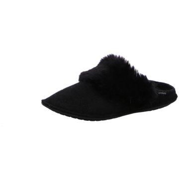 CROCS HausschuhClassic Luxe Slipper schwarz