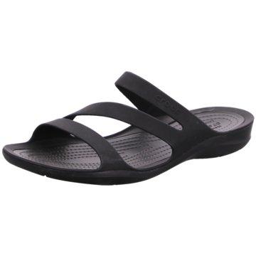 CROCS BadeschuhSwiftwater Sandal W schwarz