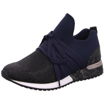 La Strada Sneaker LowSneaker with laces blau