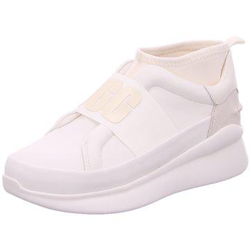 UGG Australia Sportlicher Slipper weiß