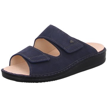FinnComfort Komfort Schuh blau