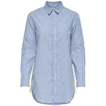 Only Hemden blau