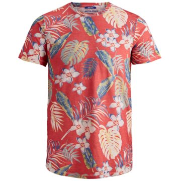 Jack & Jones T-Shirts print rot