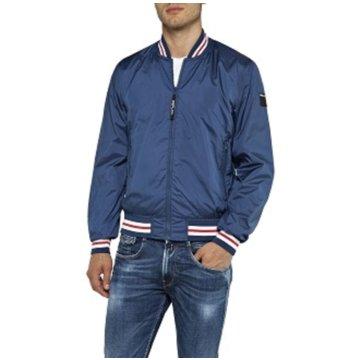 Replay Leichte Jacken blau