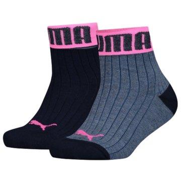 Puma Socken blau
