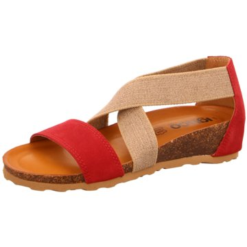 Igi&Co Sandale rot